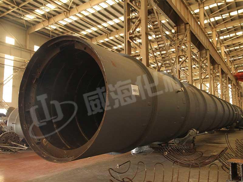 上海惠生--第二萃取精馏塔发货1.jpg